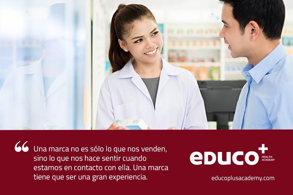 Oportunidades para la farmacia si mejora la experiencia de paciente