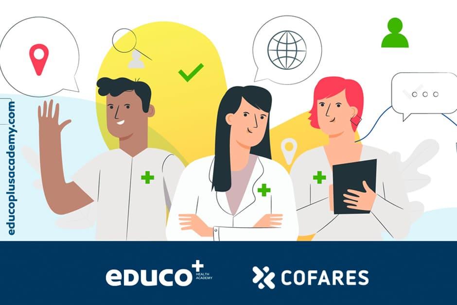 Desde eDUCO+ impartiremos formación a estudiantes de Farmacia en prácticas en plena crisis por el Covid-19